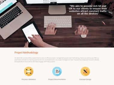 Kolossus Digital website