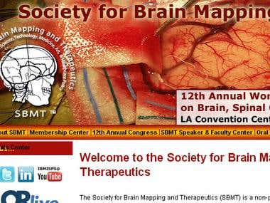 Society Of Brain Mapping and Therapeutics