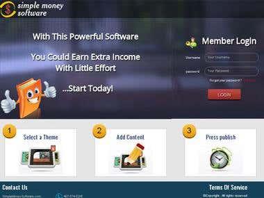 Simple Money Software