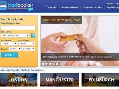 Bedbooker Hotel Booking Online