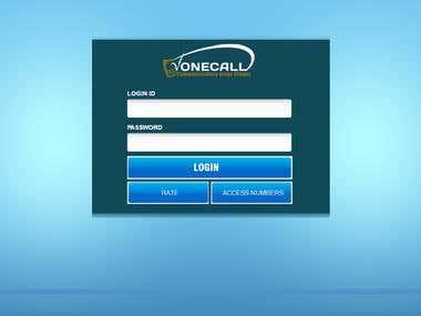 Vonecall Website