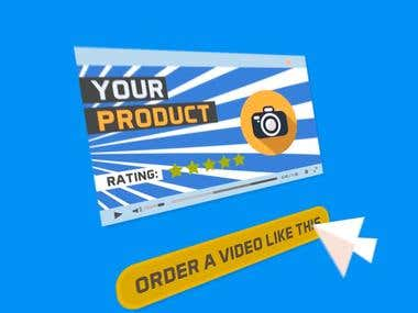 Animated Explainer - Video Marketing