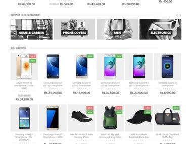 www.minigaffar.com A Magento Shopping cart