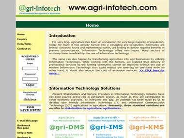 agri infotech