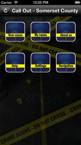 Call Out - Crime Scene Investigation Notebook