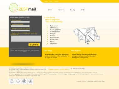 Plateforme email