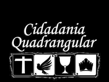 LOGO - Cidadania Quadrangular