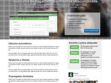 Bootstrap Template Design