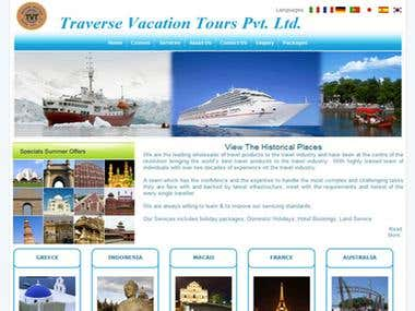 Online Tour Booking Portal