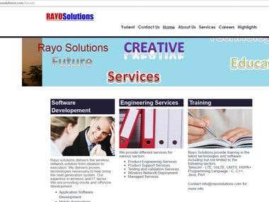 Rayosolutions.com