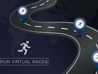 Run Virtual Races
