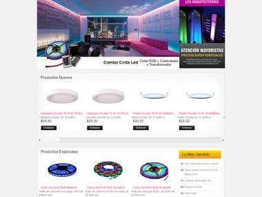 Desarrollo de Tienda Virtual