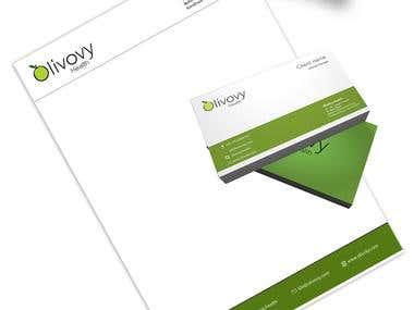 olivovy.com / Web design & Branding