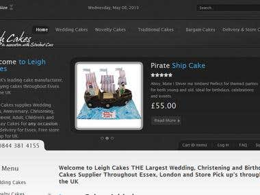 Leighcakes.co.uk