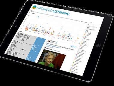 Twitter Listening System