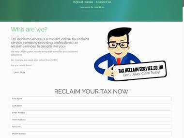 Tax Reclaim Service