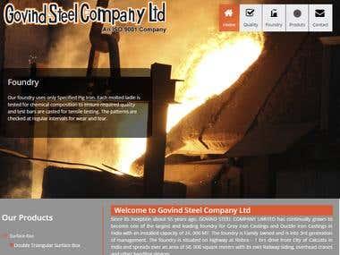 Govind Steel