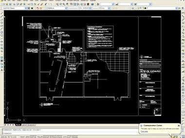 PDF/AUTOCAD greetings hopefully be taken into account I have