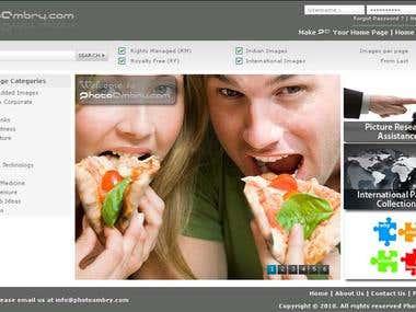 Photoambry - A digital media selling company