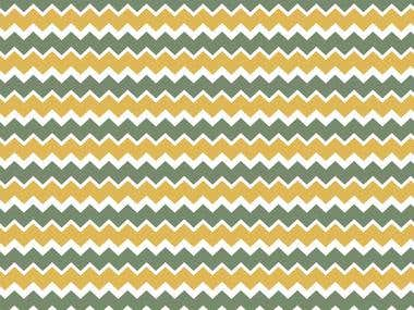 Surface Pattern Design - Retro Geometric