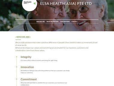 Elsa Health (Asia) Pte Ltd