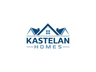 Logo design for Kastelan Homes