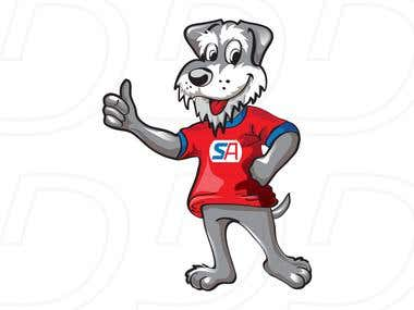 Storage-Australia Mascot