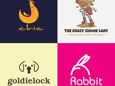Pets / Animals logos