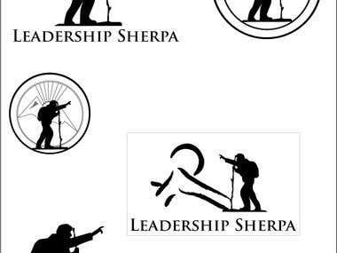 Logo Design for Leadership Sapphire