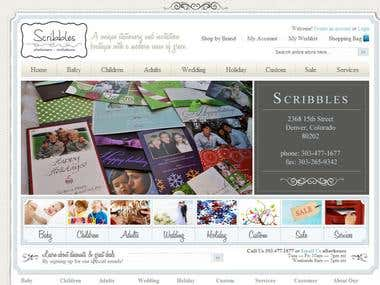 Scribblespaper