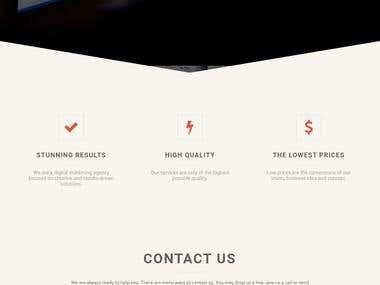 Websots Website