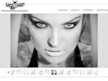 LADYBIRD (photographer portfolio)