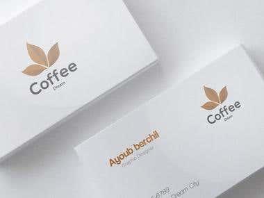 Coffee Dream \ Branding Project