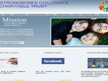 Strongbones Children's Charitable Trust
