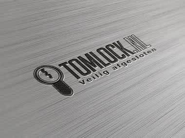 Logo Design for TomLock