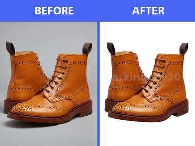 Boot Background Remove