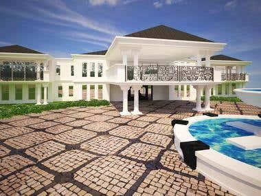 Re-design exterior
