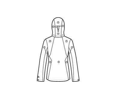 Outerwear Tech Pack