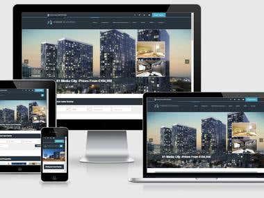 Purker Buchanan builder web site