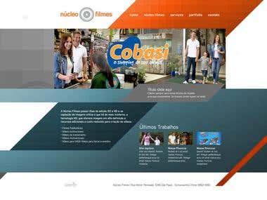 Núcleo Filmes - Website