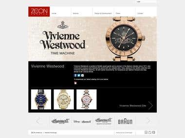 Development and Design Website