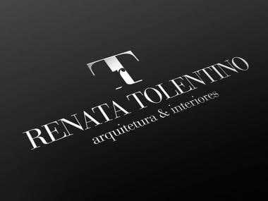 Logo - Renata Tolentino Arquitetura