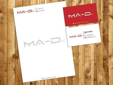 MA-D Inc Stationary