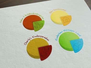 Brand unification via Logo for diverse Child Companys
