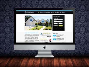 Real Estate Website (Script Integration)