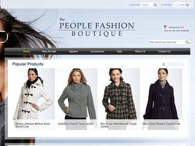 The People Fashion Boutique