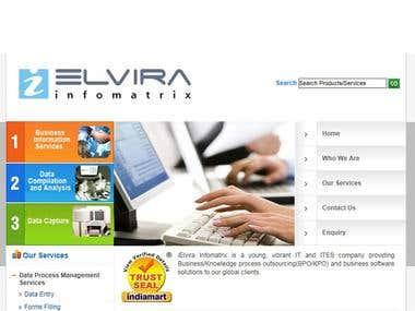 iElvira Infomatrix