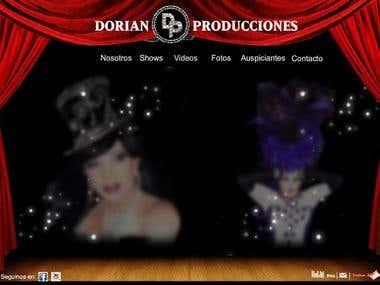 Diseño web promocional