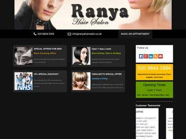Ranya - Hair Salon