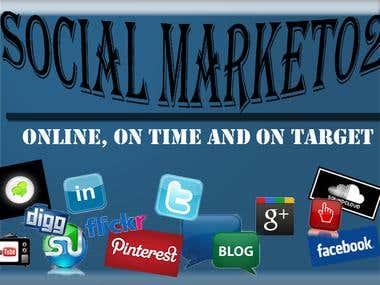 socialmarket2 Portfolio